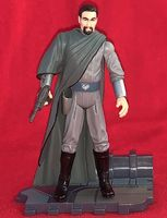 Star Wars Revenge of the Sith: Bail Organa - Complete Loose Action Figure